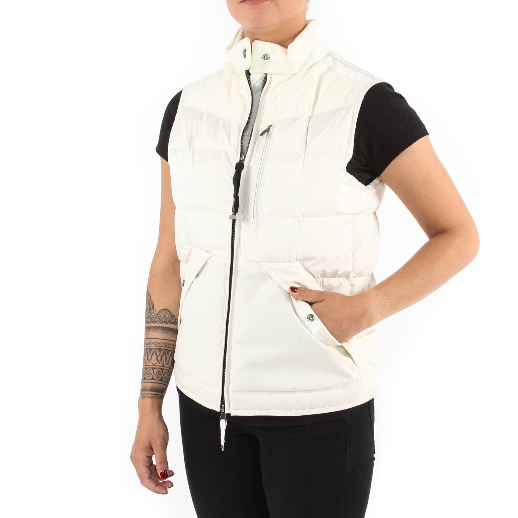 Parajumpers Tammy Bodywarmer S White