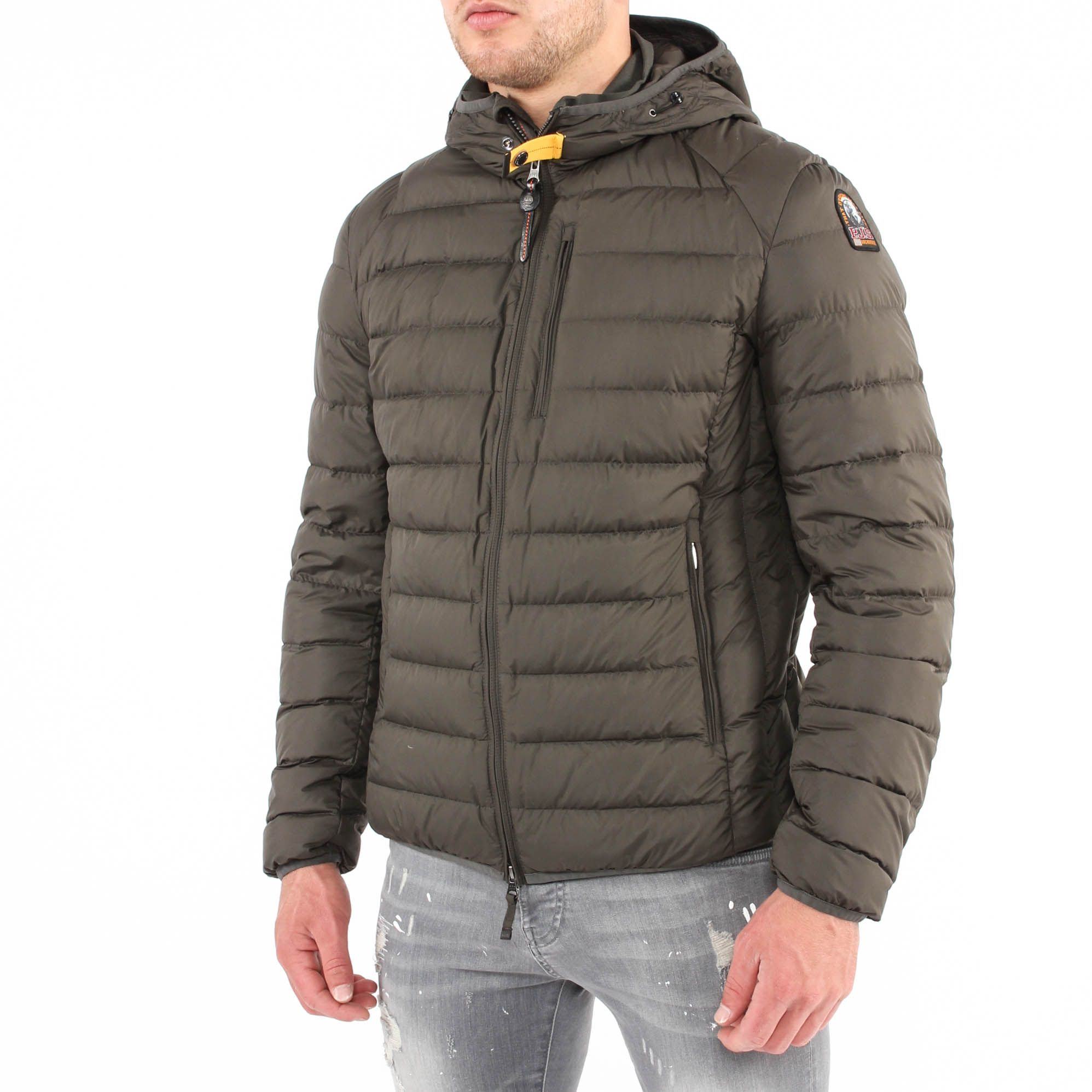 Parajumpers LAST MINUTE MAN S Green