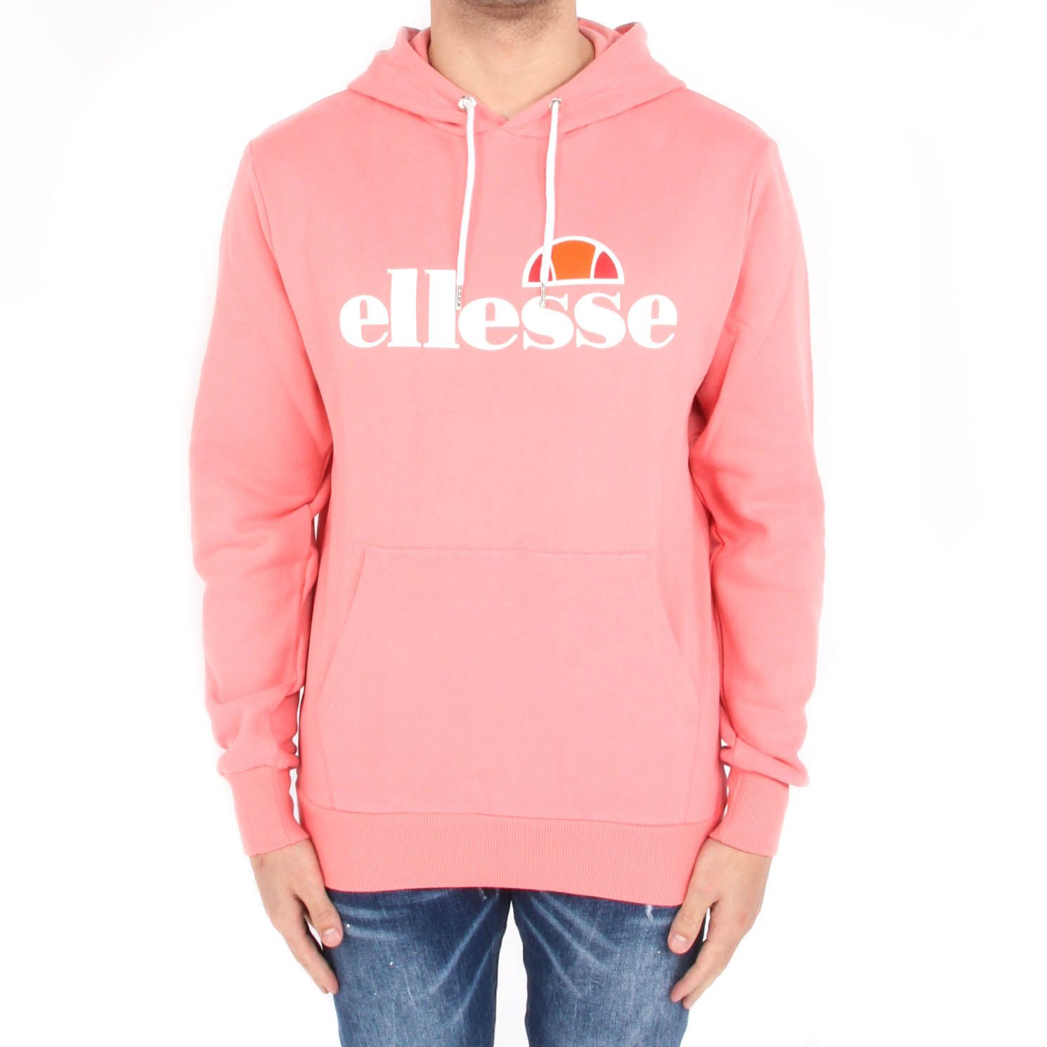 Ellesse - Torices Oh Hoody - Soft Pink - S
