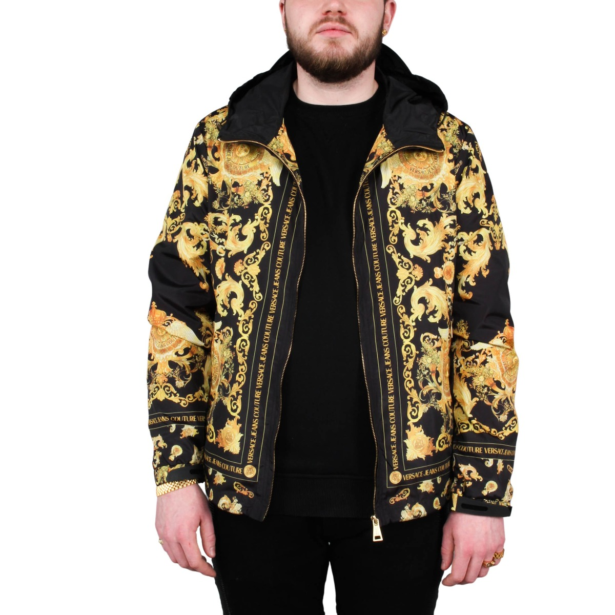 WUP Baroque Print Versace Jeans Couture