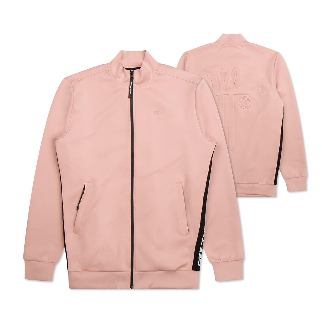 The Soul Track Jacket Off The Pitch
