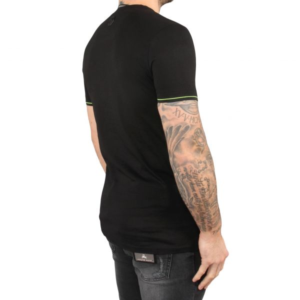 T-shirt Round Neck SS Philipp Plein TM black