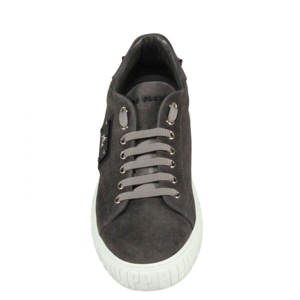 Lo-Top Sneakers Colorfull  dark grey