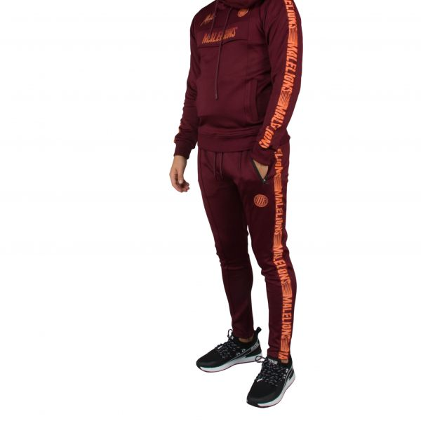 Tracksuit Warming Up
