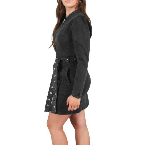 Cailey Denim Dress