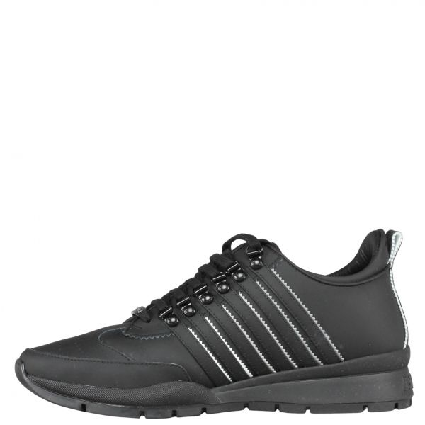 Lace Up Low Sneakers