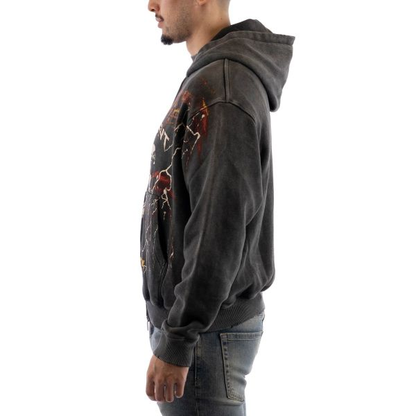 Spirit Angel Zip Trough Hoodie