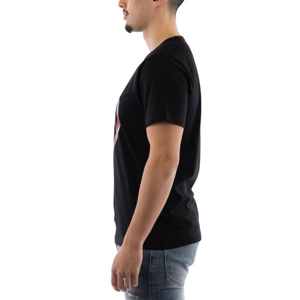Mens Solid Color T-shirt