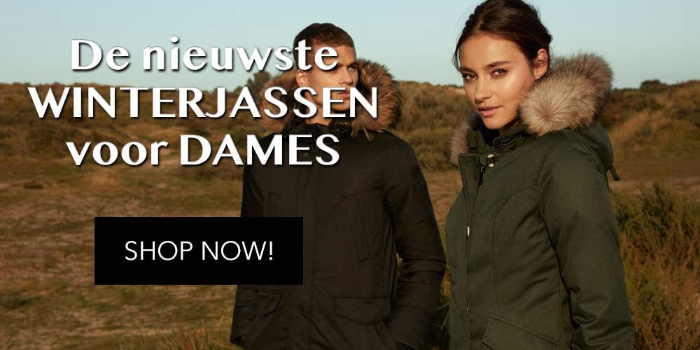 dames winterjas